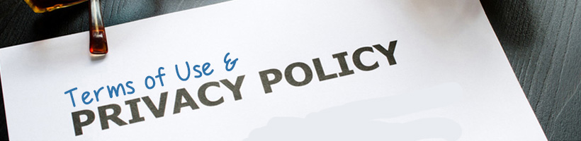 Terms of Use - Privacy Policies